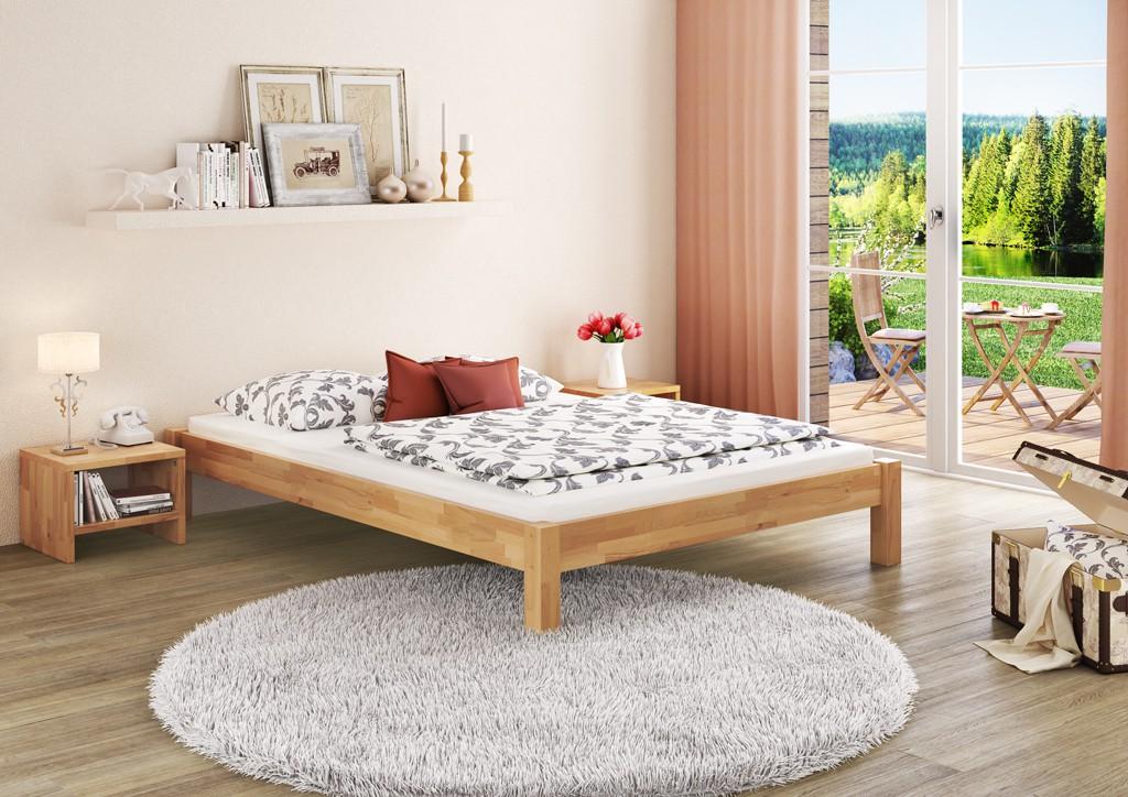 bett mit matratze und lattenrost vergleich von wasserbett. Black Bedroom Furniture Sets. Home Design Ideas