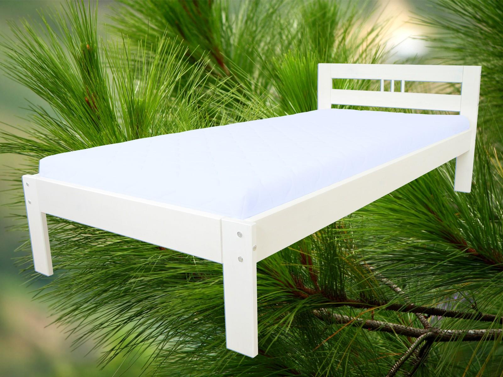 futonbett 100x200 kinderbett jugendbett g stebett matratzen rollrost wm. Black Bedroom Furniture Sets. Home Design Ideas