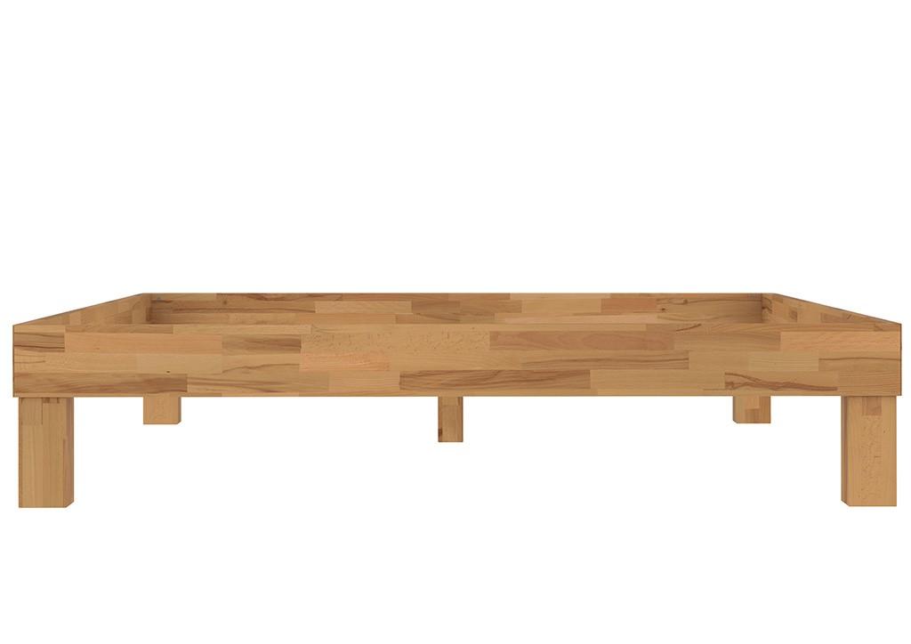 franz sisches bett doppelbett 140x200 bio buche bettrahmen futon or ebay. Black Bedroom Furniture Sets. Home Design Ideas