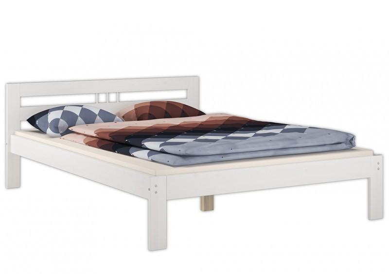 Letto legno massello bianco letto per ragazzo 120x200 letto a futon materasso ebay - Letto 120 x 200 ...