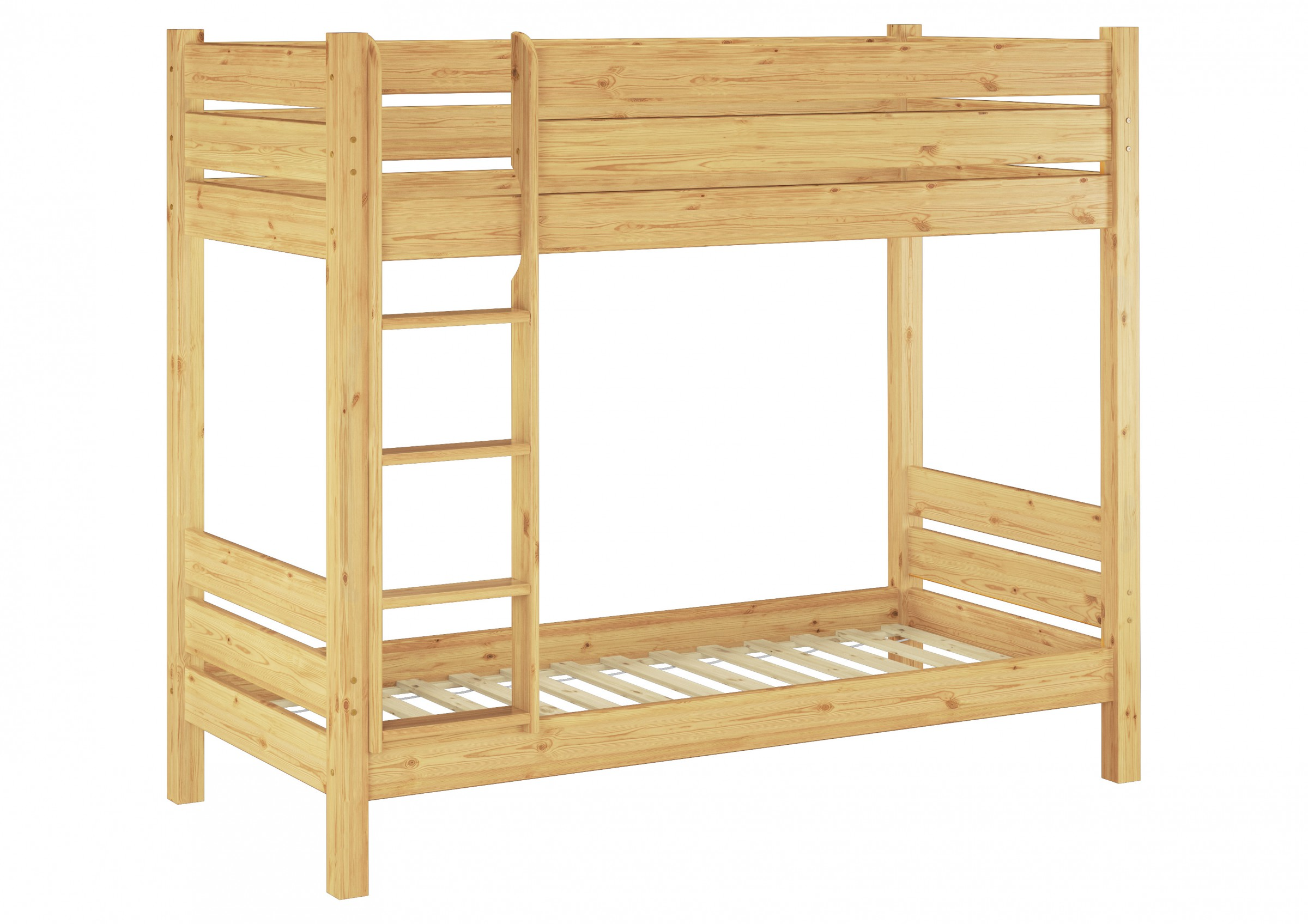 etagenbett hochbett stockbett doppelbett holz 80x220 extra stabil ebay. Black Bedroom Furniture Sets. Home Design Ideas