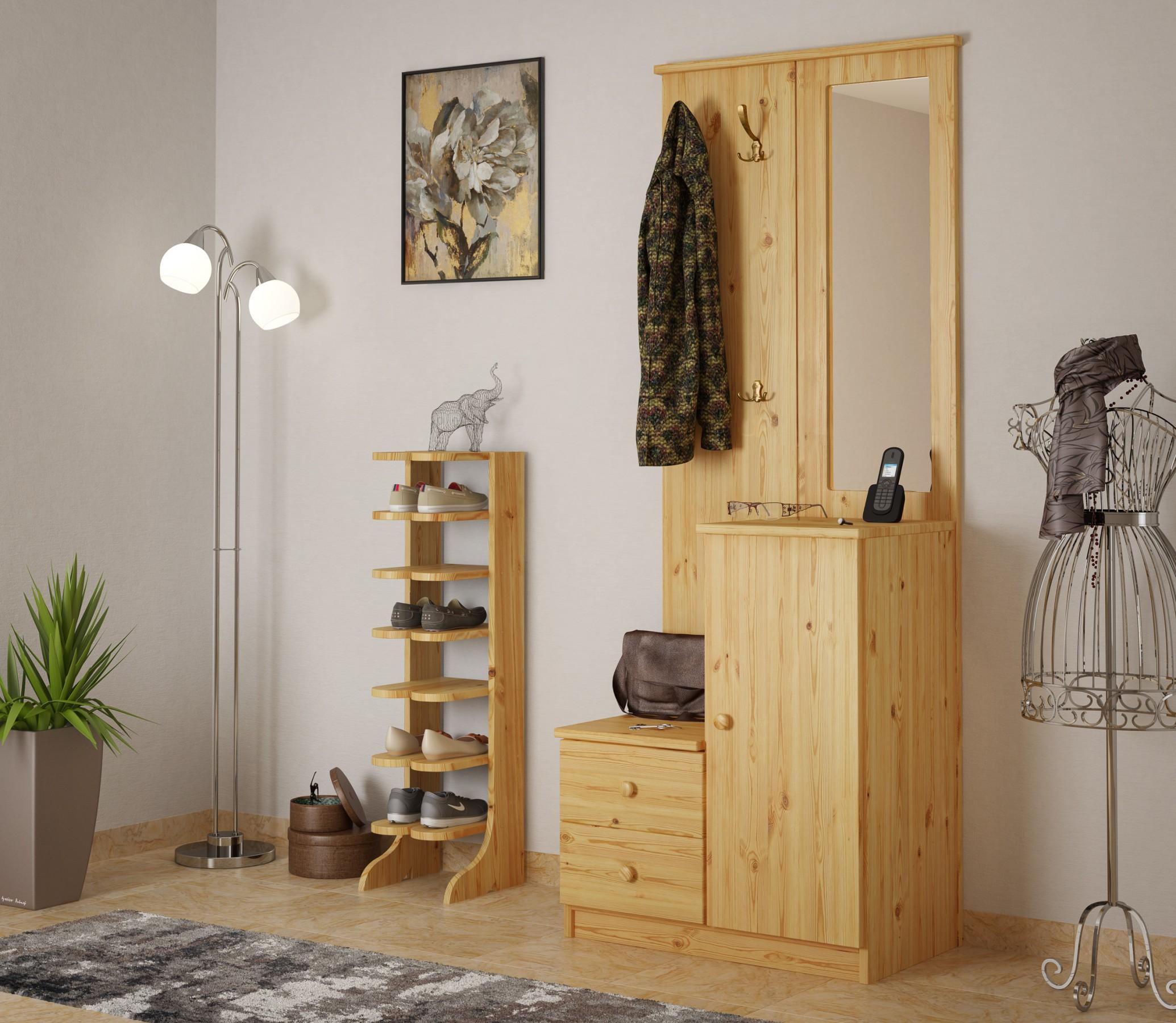 schuhablage schuhregal garderobenschrank schuhst nder. Black Bedroom Furniture Sets. Home Design Ideas
