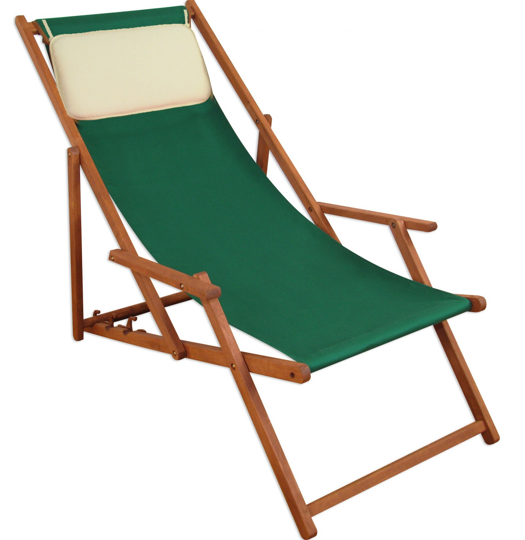 strandliege holz liegestuhl sonnenliege deckchair. Black Bedroom Furniture Sets. Home Design Ideas