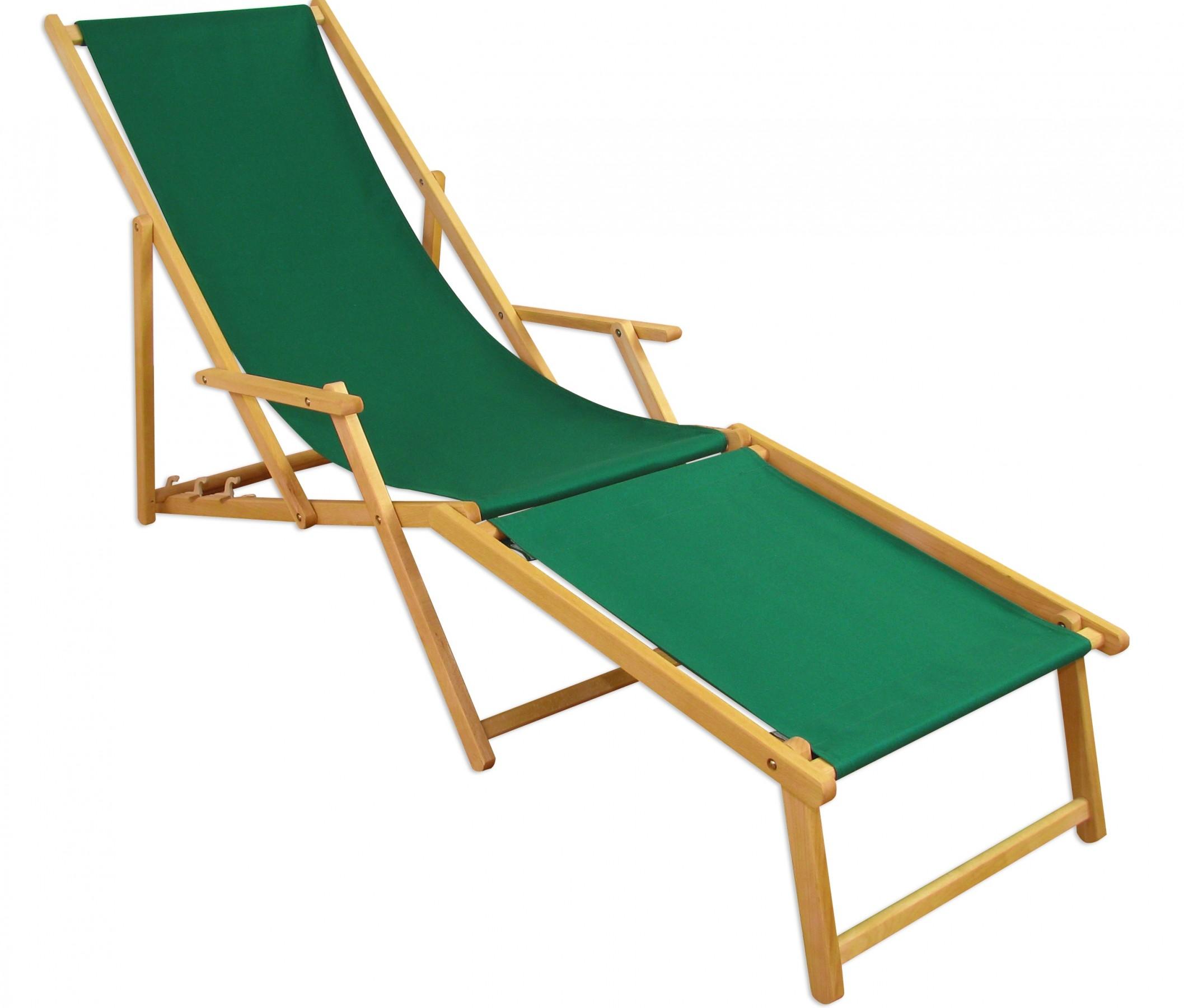 liegestuhl gartenliege deckchair sonnenliege relaxliege gr n fu teil 10 304 n f ebay. Black Bedroom Furniture Sets. Home Design Ideas