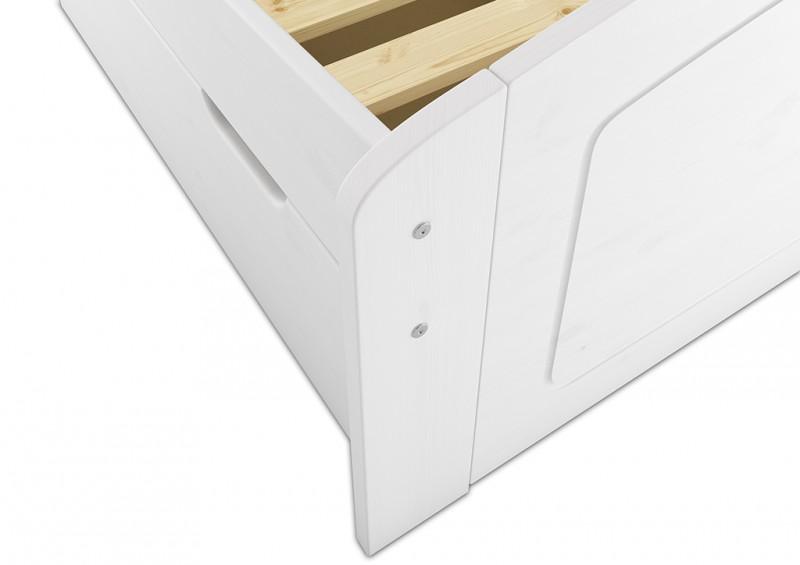 funktionsbett waschwei 160x200 doppelbett 3 stauk sten rollrost w. Black Bedroom Furniture Sets. Home Design Ideas