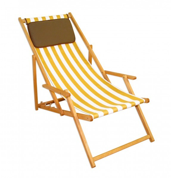 chaise longue chaise de plage terrasse en bois chaise pliante lit soleil ebay. Black Bedroom Furniture Sets. Home Design Ideas