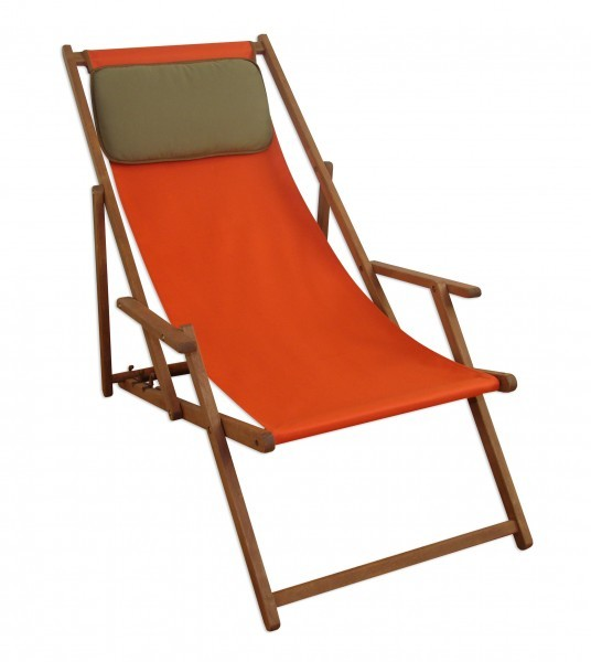 chaise de plage chaise longue bois lit soleil transat pour jardin terre cuite ebay. Black Bedroom Furniture Sets. Home Design Ideas