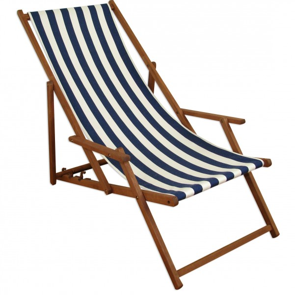 gartenliege holzliege strandliege deckchair holz. Black Bedroom Furniture Sets. Home Design Ideas