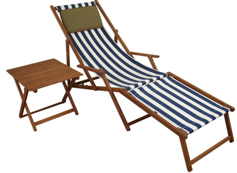 Sedia a sdraio sdraio da spiaggia lettino prendisole - Sdraio in plastica da giardino ...