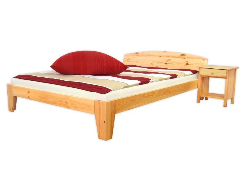 massivholzbett doppelbett bettgestell 140x200 kiefer ohne. Black Bedroom Furniture Sets. Home Design Ideas